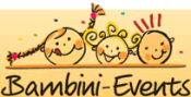 Bambini Events, Showkünstler · Kinder Roßtal, Logo