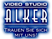 Logo von Video Studio Alker, Fotografie & Video Würzburg