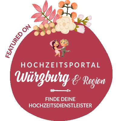 Featured auf Hochzeit & Heiraten in Würzburg, Mainfranken